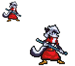 Fan Art Sprite: Meli by Pidifer