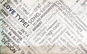 type Wallpaper by art-e-fact