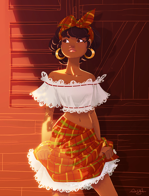 - CREOLE - by ayashinta