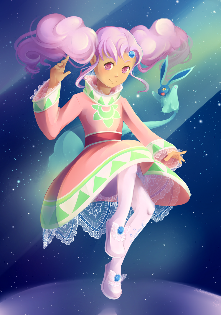 Meredy - Tales of Eternia by deedledove
