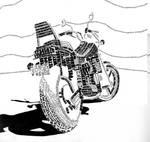 Type moziac Motorcycle