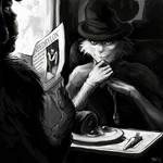 +dr Seuss+ On a train