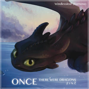 [Charity Zine] Once there were dragons preview