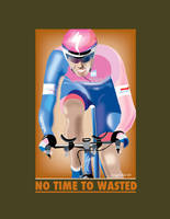 lampre time trial illustration by mambographic