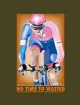 lampre time trial illustration