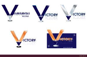 Victory record logo idea by mambographic