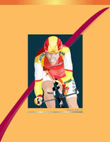 ASTANA TIME TRIAL by mambographic