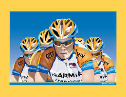 GARMIN TEAM by mambographic