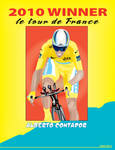 WINNER OF THE TOUR DE FRANCE