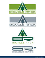 LOGO FOR BICYCLE RACK by mambographic