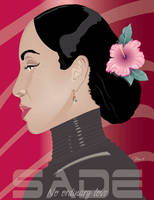 SADE ILLUSTRATION 2 by mambographic