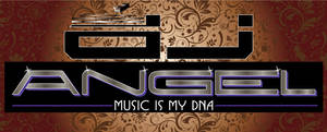2012 logo for DJ ANGEL