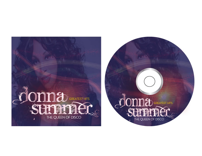 DONNA SUMMER GREATEST HITS by mambographic