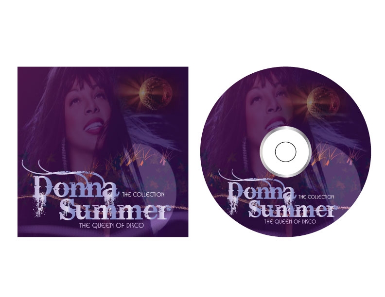 DONNA SUMMER CD THE COLLECTION by mambographic
