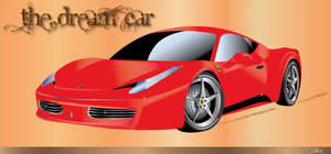 Ferrari 2 Illustration