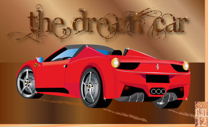 THE DREAM CAR 2 by mambographic