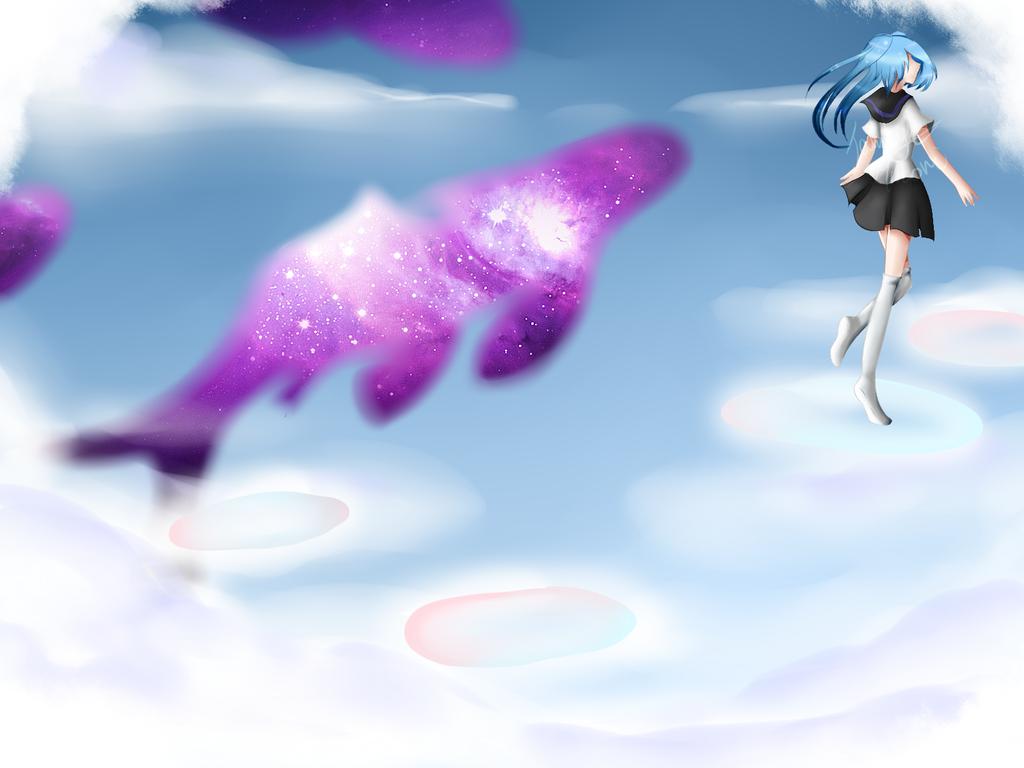 Skyfish by Fumiko-Mini