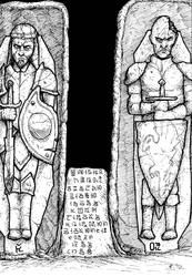 Stone Tombs by jediboyy