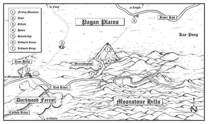 Pagan Plains v2 by jediboyy