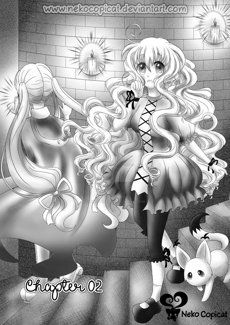 Little Witch Story - Chapter 02