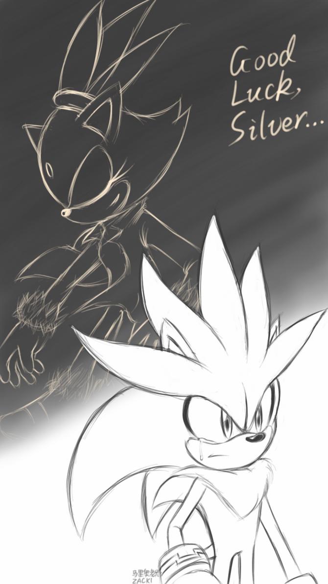 Silvaze - Good luck Silver by Zack113