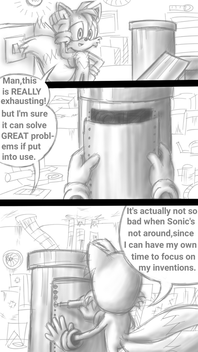Cream's Big Adventure Page 2 by Zack113