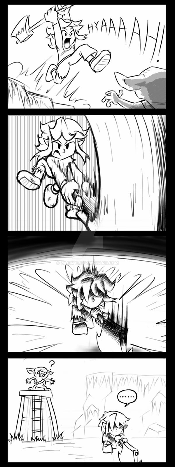 BotO 04 - Jump Slash by Zack113