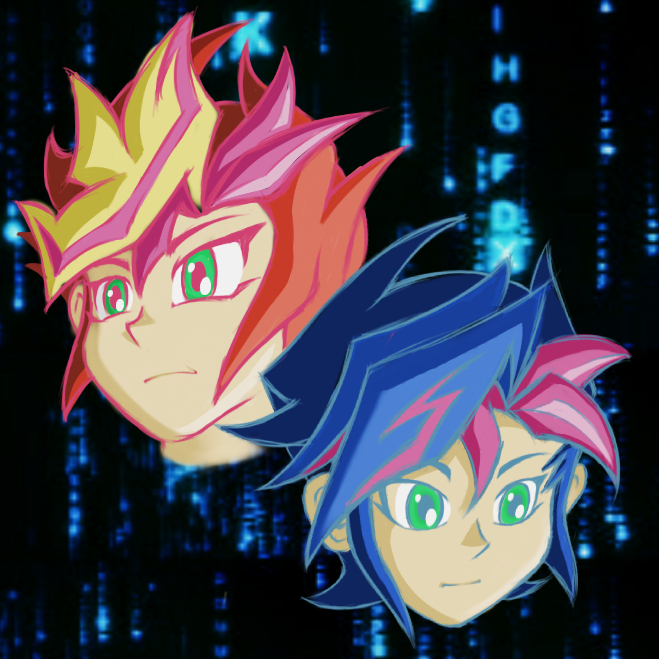 Into the Vrains (Yu-Gi-Oh!) by Zack113