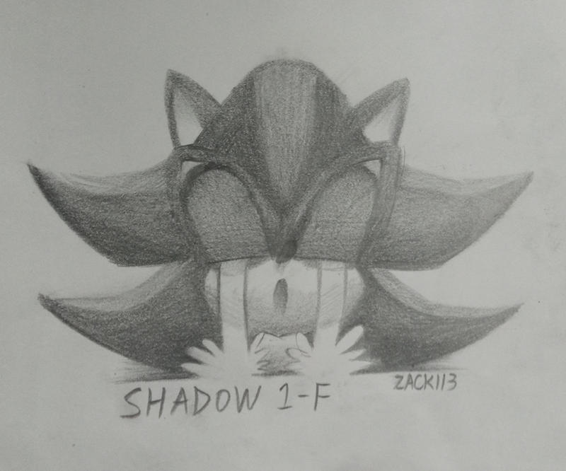 Emotion Challenge #3 Shadow 1-F by Zack113
