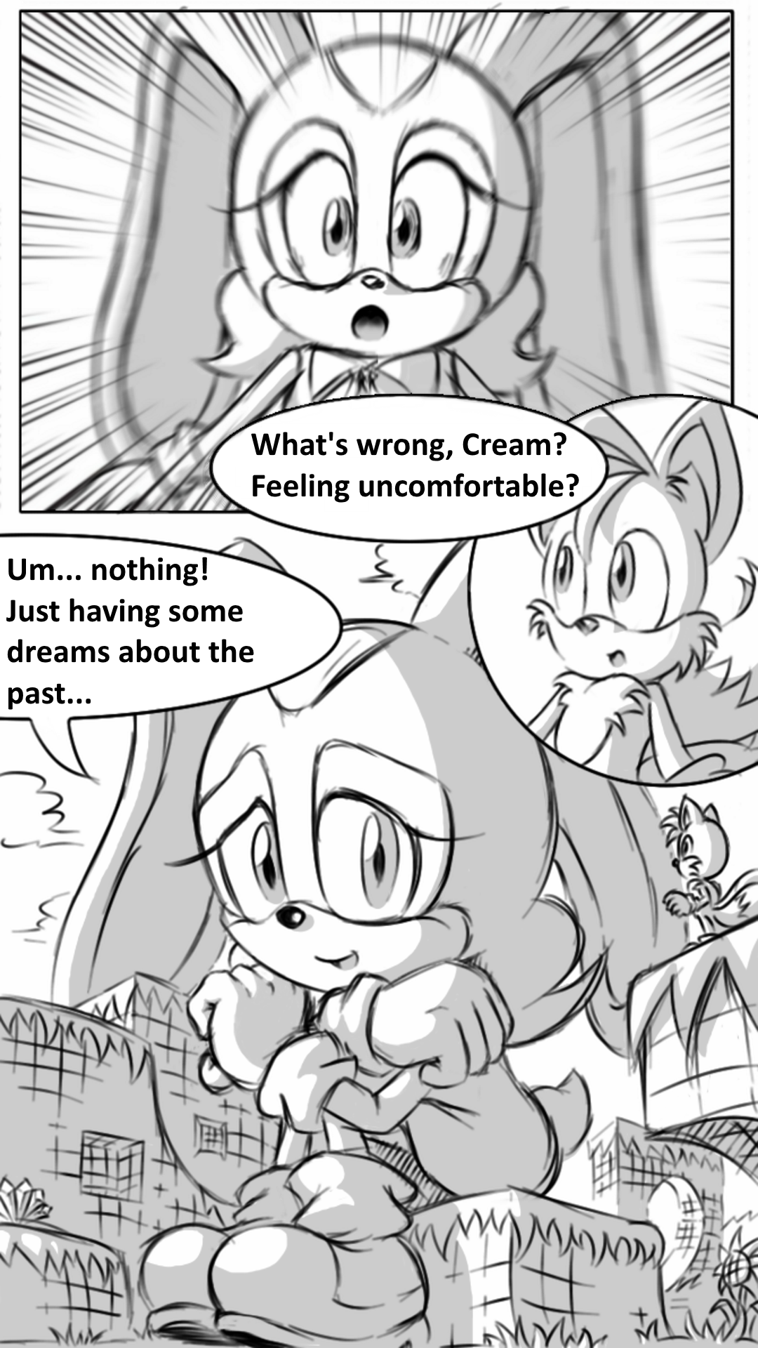 Sonic: Forces of the Maniacs #2 by Zack113