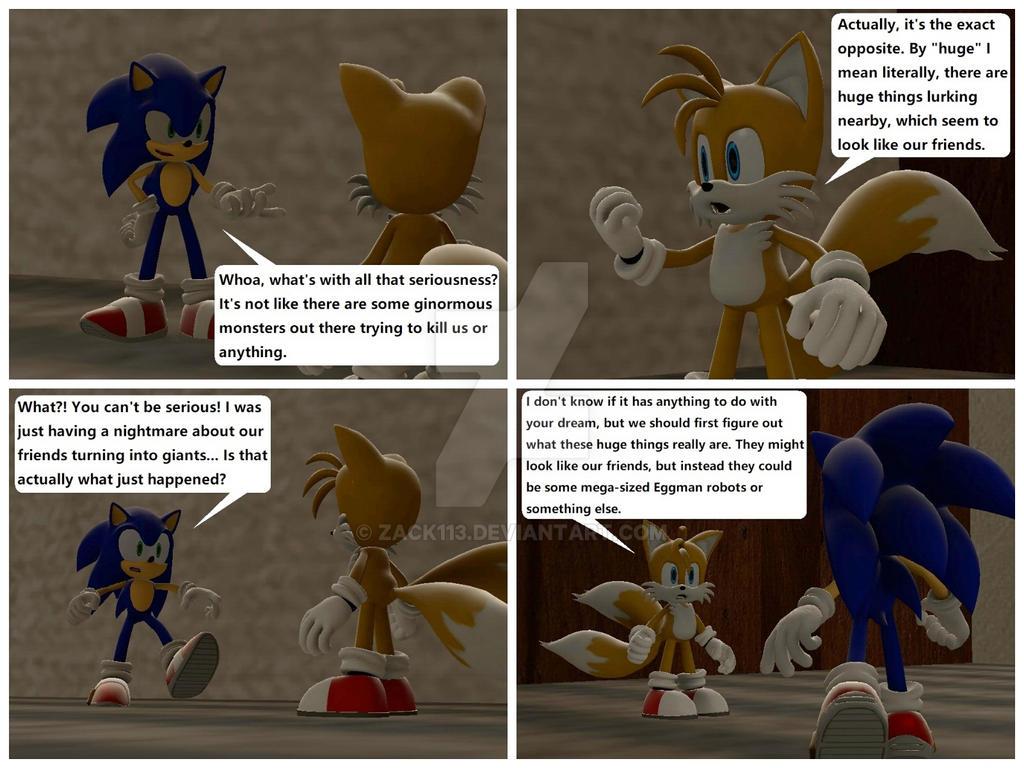 Sonic Trekker #2 by Zack113
