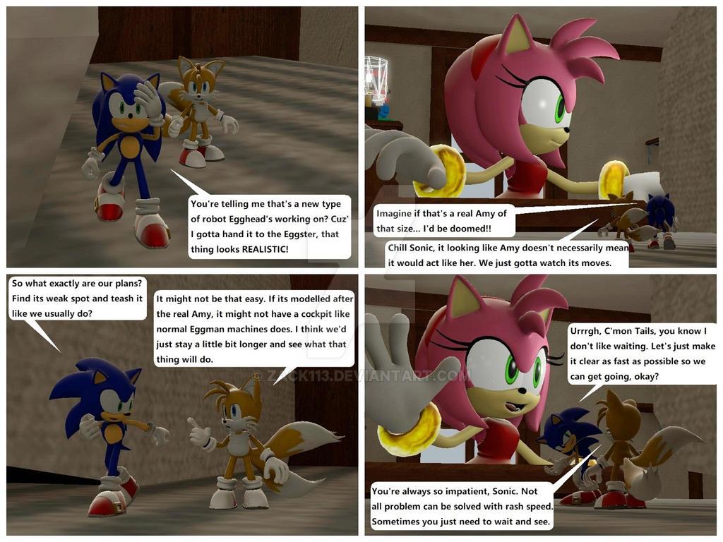 Sonic Trekker #3 by Zack113