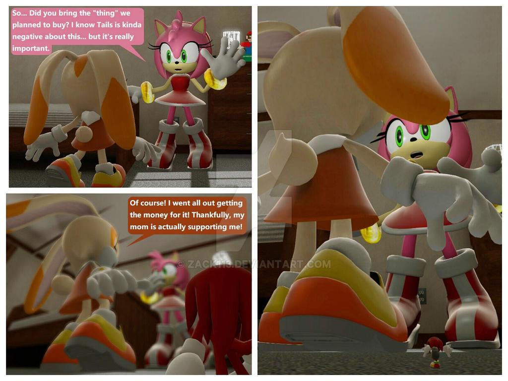 Sonic Trekker #6 by Zack113