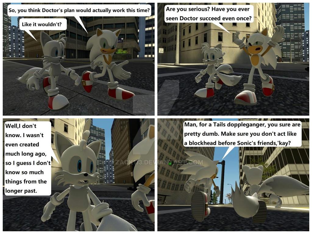 Sonic Trekker #7 by Zack113