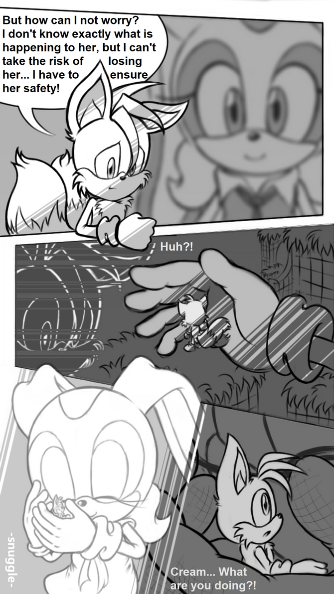 Sonic: Forces of the Maniacs #9 by Zack113