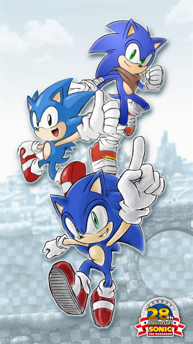 Keep Going On - Sonic Anniversary 2019