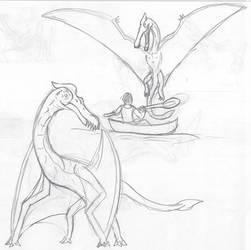JW Fantasy Dinos: Kongamato