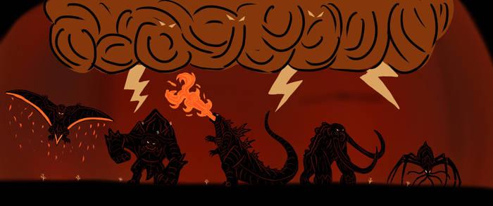 Monsterverse: The Gospel Truth