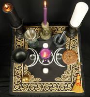 Menopause Altar 3