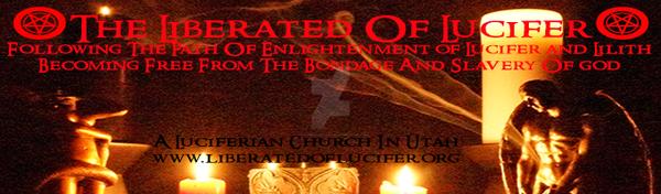 Liberatedoflucifer Logo by EnlightenedOfLucifer