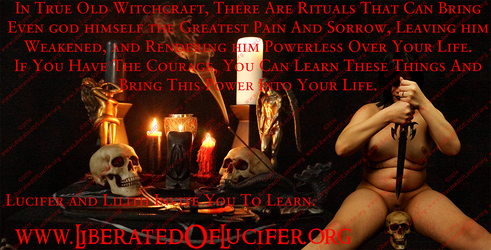 Powerful Rituals by EnlightenedOfLucifer