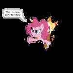 Pinkie Pie Invasion