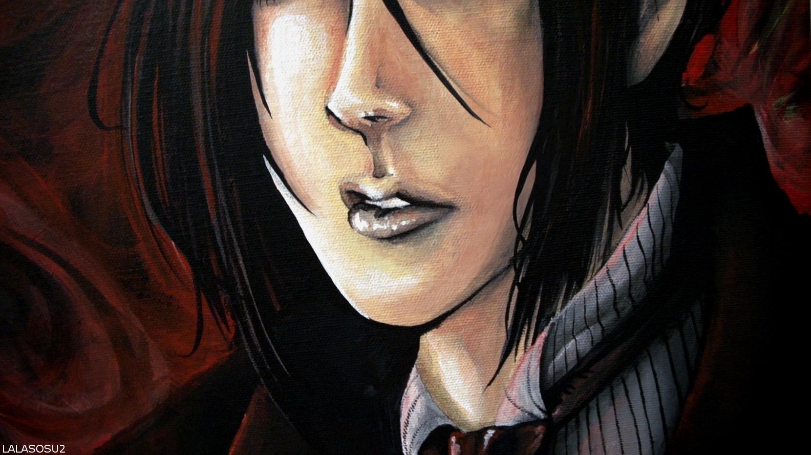 Sebastian Painting - Youtube by LALASOSU2