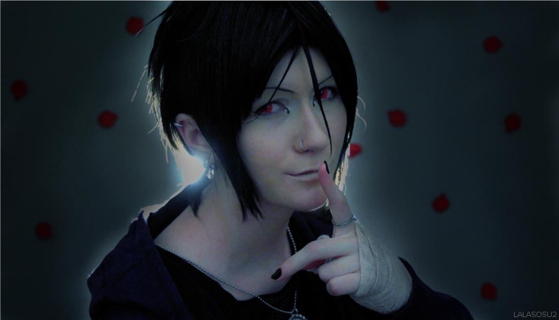 Modern Sebastian - Whispers In The Dark by LALASOSU2