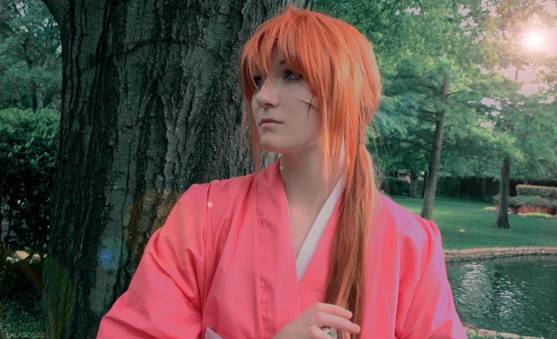 Kenshin Himura by LALASOSU2