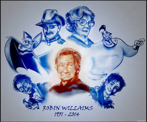 Rest In Peace - Robin Williams