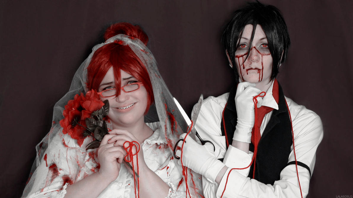 The Bloodied Wedding by LALASOSU2