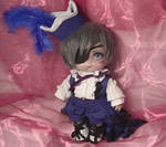 Circus Ciel Doll ( SMILE ) on auction now! 3/13/16 by LALASOSU2