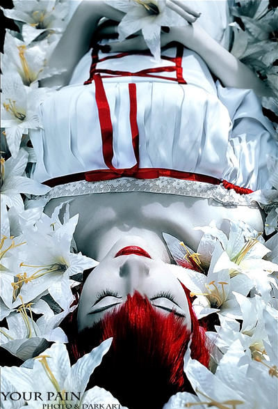 Madame Red eternal sleep by Vavalika