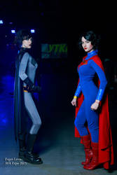Batman vs Superman by Vavalika